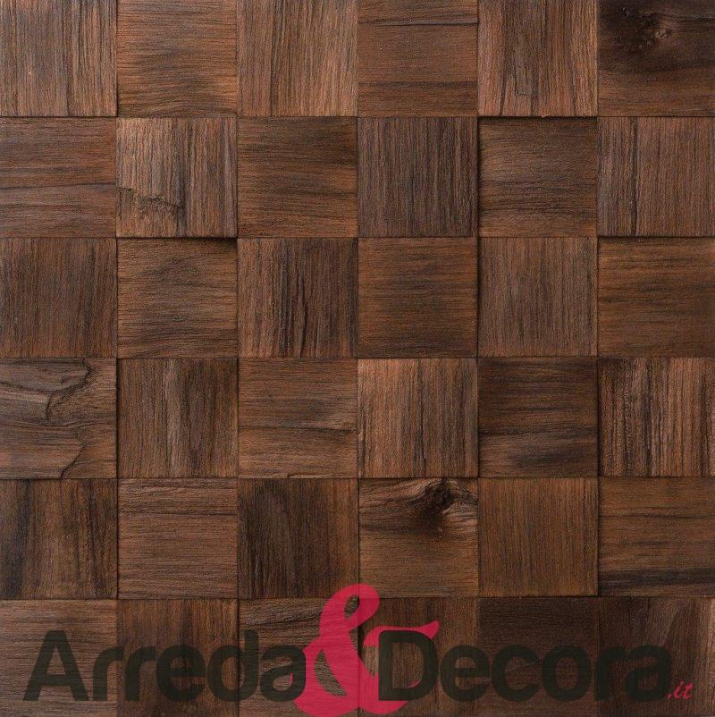 Mosaico in legno mod. Amazonia Natura