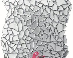 mosaico in palladiana di vetro mod. krypton