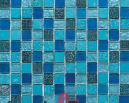 mosaico in pietra e vetro NEREIDA dune 1