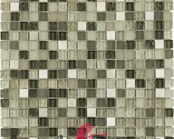 mosaico in vetro e pietra mod. JADE dune 1