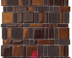 mosaico in vetro mod. bernice dune 1