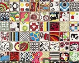 mosaico in ceramica ANDY dune 1