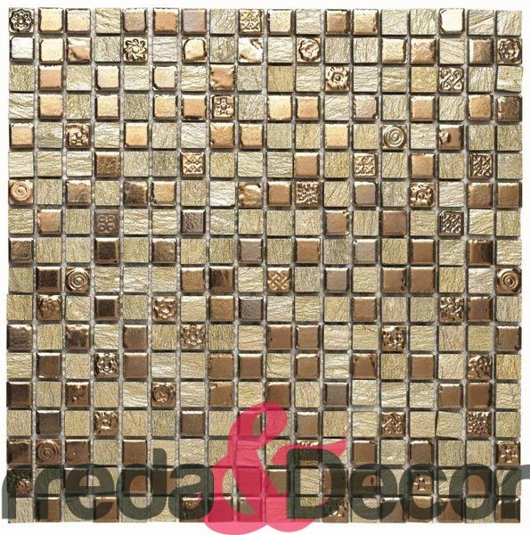 Mosaico in ceramica mod thea for Mosaico ceramica