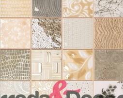 mosaico in ceramica TIFFANY MARFIL dune 1