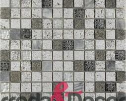 mosaico impero grigio 1