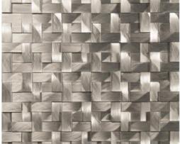 Mosaico in Alluminio mod Argento EW-TORMOS