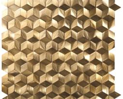 Mosaico in Alluminio mod. Oro Stellar EW-STLMOS
