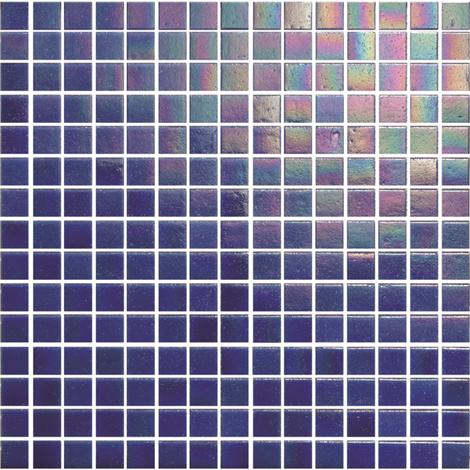 Mosaico in vetro blu con multi riflesso mod logan gw logmos for Cabine nei pini logan oh
