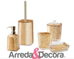 accessori con foglia oro