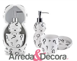 accessori matrioska bagno cipi