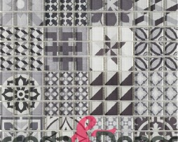 mosaico in vetro per cucine e bagno marrakech minimal