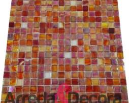 mosaico arancio