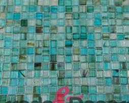 mosaico azquamarina blu