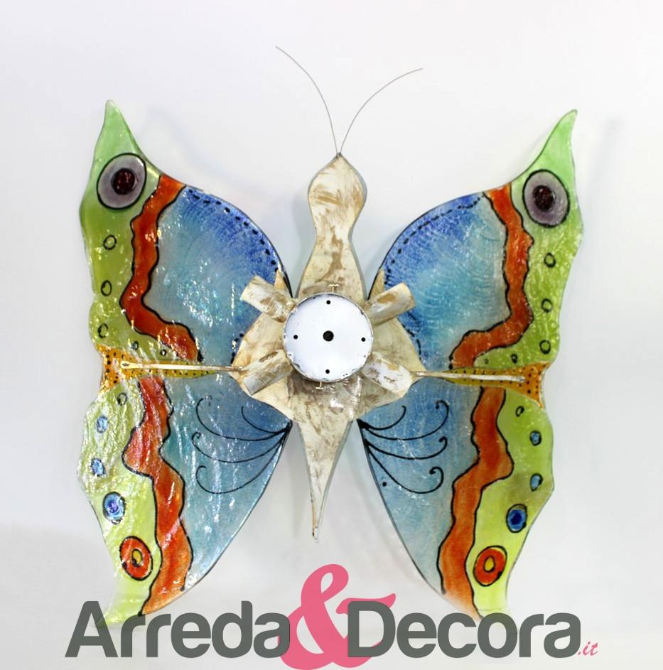 farfalla retro luca