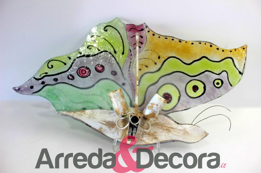 lampada a forma di farfalla 5