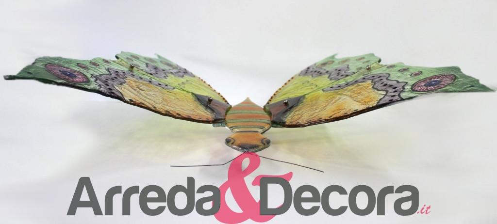 plaffoniera a forma di farfalla 2