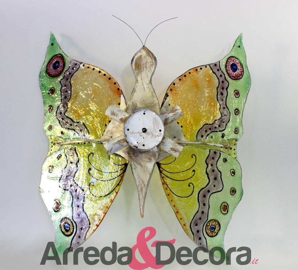 retro plaffoniera a forma di farfalla 2