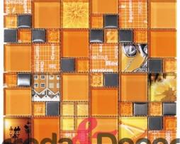 mosaico arancio kioto