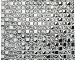 mosaico argento
