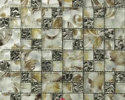 mosaico fiori belli serie lusso24