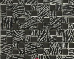 mosaico glitterato
