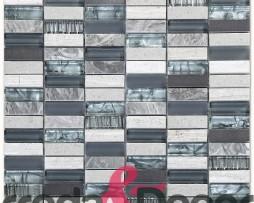 mosaico grigio eleonora