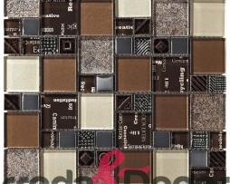 mosaico marrone kioto