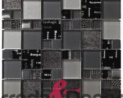 mosaico nero kioto 1