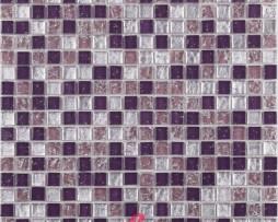 mosaico violaceo