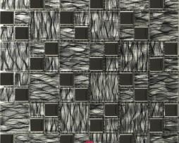 mosaico zebra