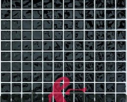 mosaico nero
