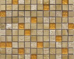 mosaico oro greece