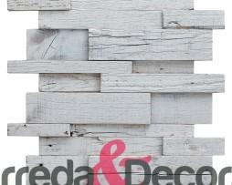 mosaico il legno