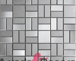 mosaico acciaio