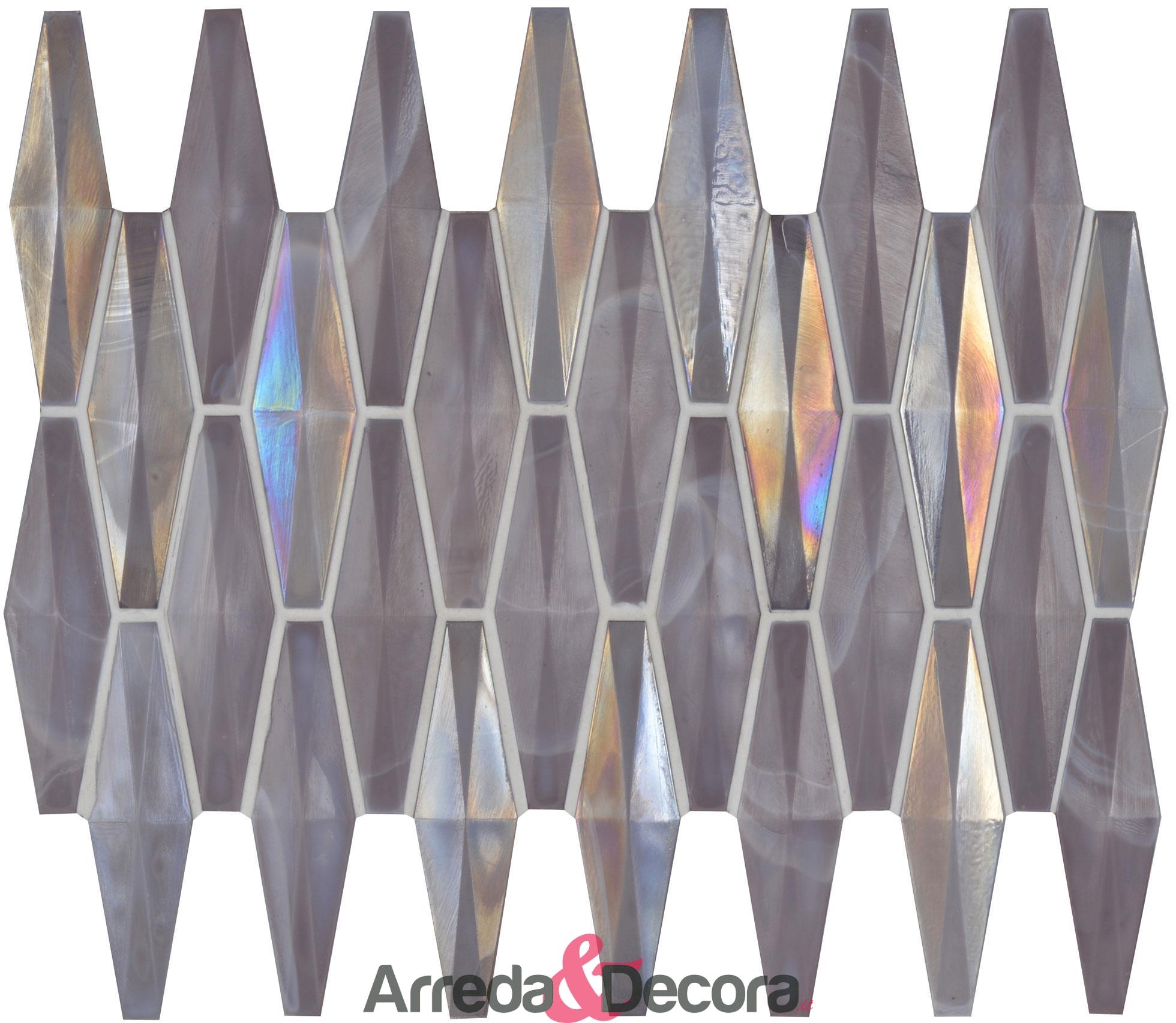 mlosaico-in-vetro-iridescente-losanga-lilla