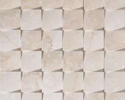 mosaico-in-marmo-levigato-beige