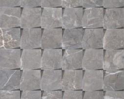 mosaico-in-marmo-levigato-marrone