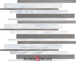mosaico-listelli-alluminio-bicolore