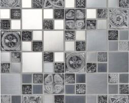 mosaico-vetro-pietra-e-metallo