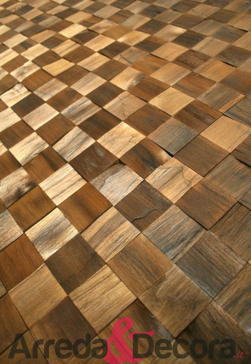 Mosaico Di Legno.Mosaico In Legno Mod Amazonia Natura