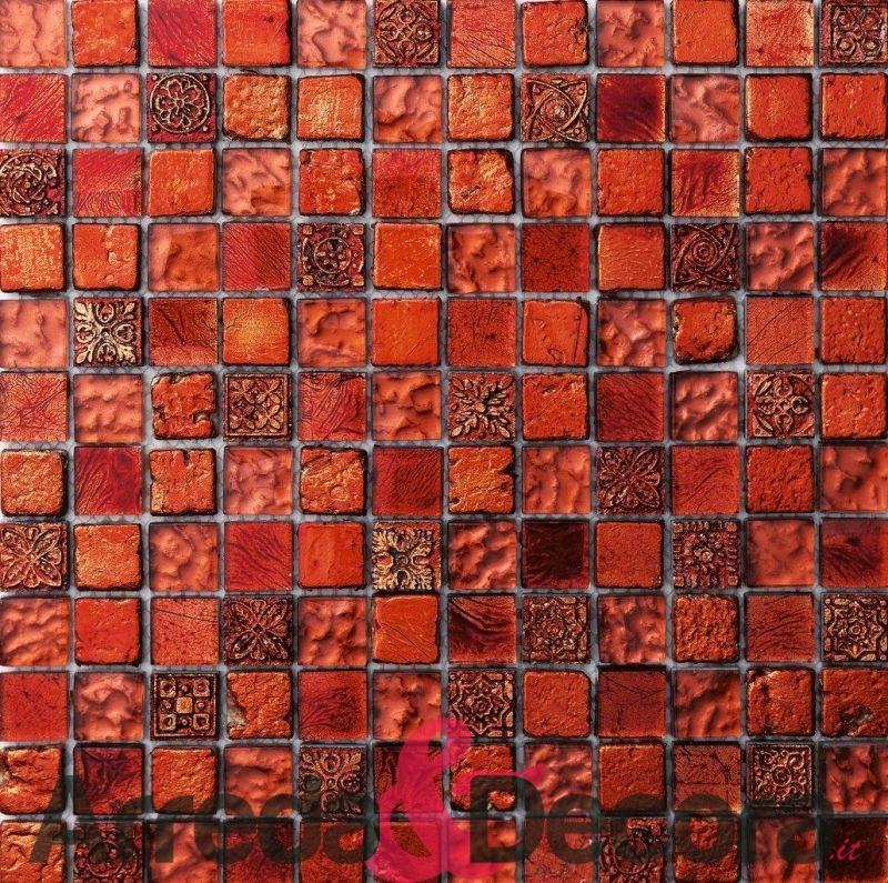 mosaico in pietra e vetro ATENEA dune 1