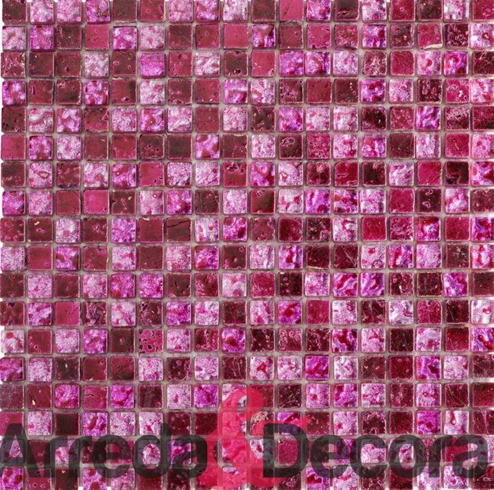 mosaico lava fucsia