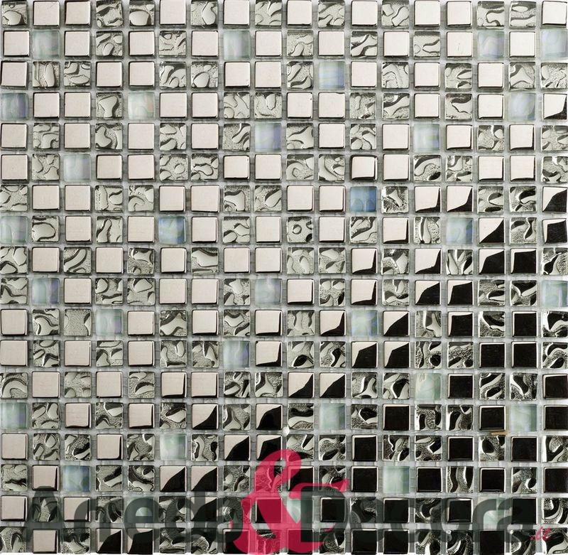 mosaico silver lux