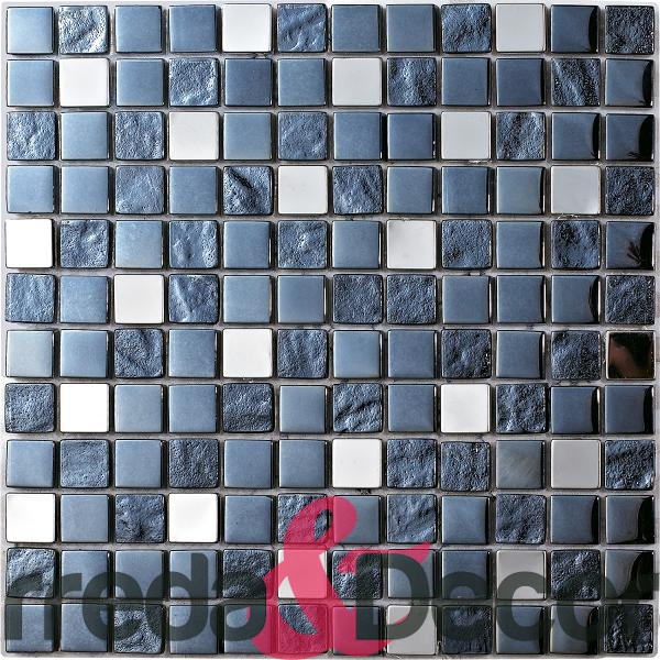 mosaico diamond in vetro
