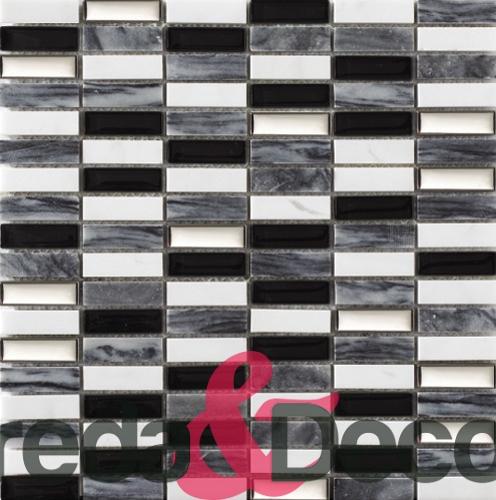 mosaico in pietra onix