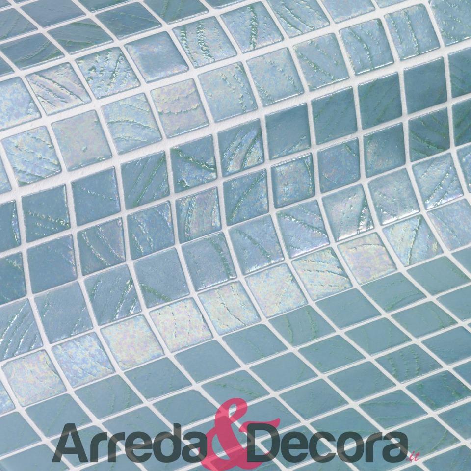 mosaico per doccia