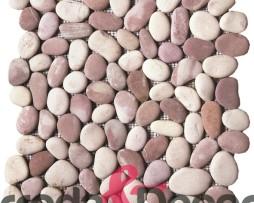 GAMI02-ciottoli bianchi con sfumature di rosa