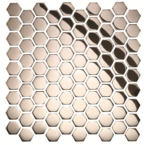 Mosaico in Acciaio mod. Argento Lucido Dragon EW-DRGPH.png
