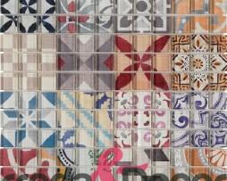 Mosaico in vetro serie Marrakech mod. Classic