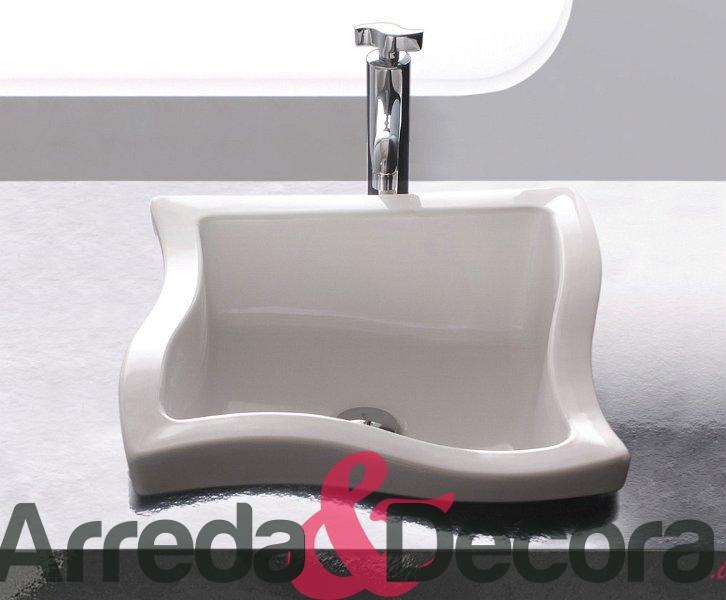 lavabo incasso particolare